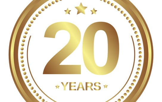 20 years! This has been the benchmark for time to business of new materials.